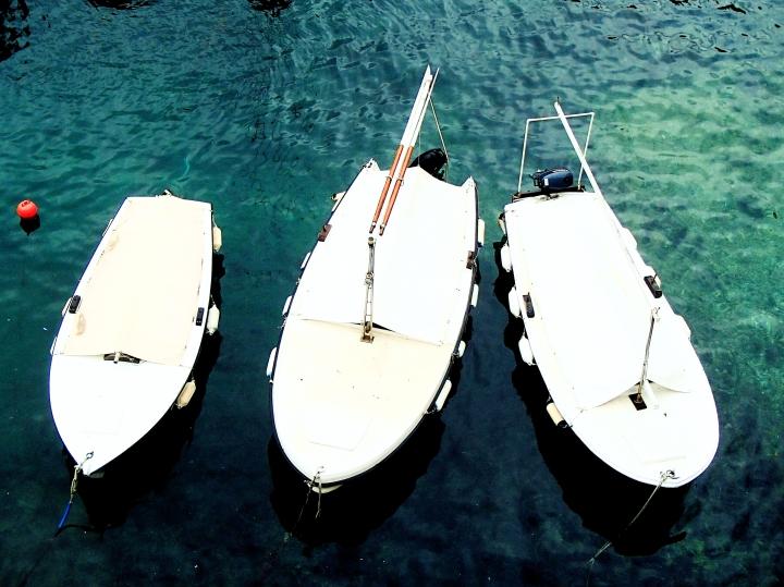Boats in Dubrovnik