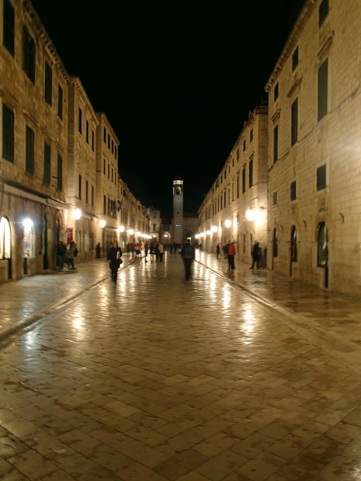 Dubrovnik after Dark
