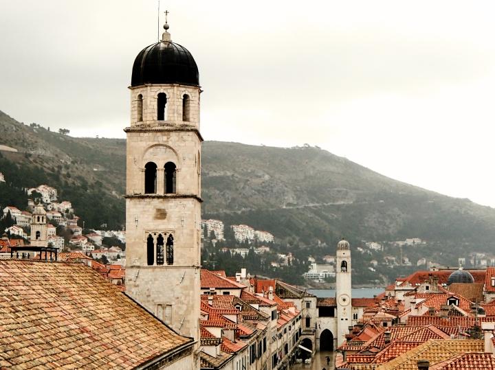 Rooftops in Dubrovnik