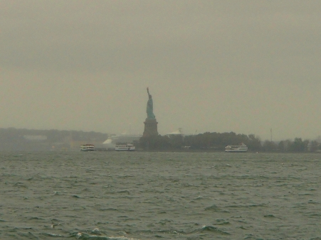 statue of liberty-- sort of