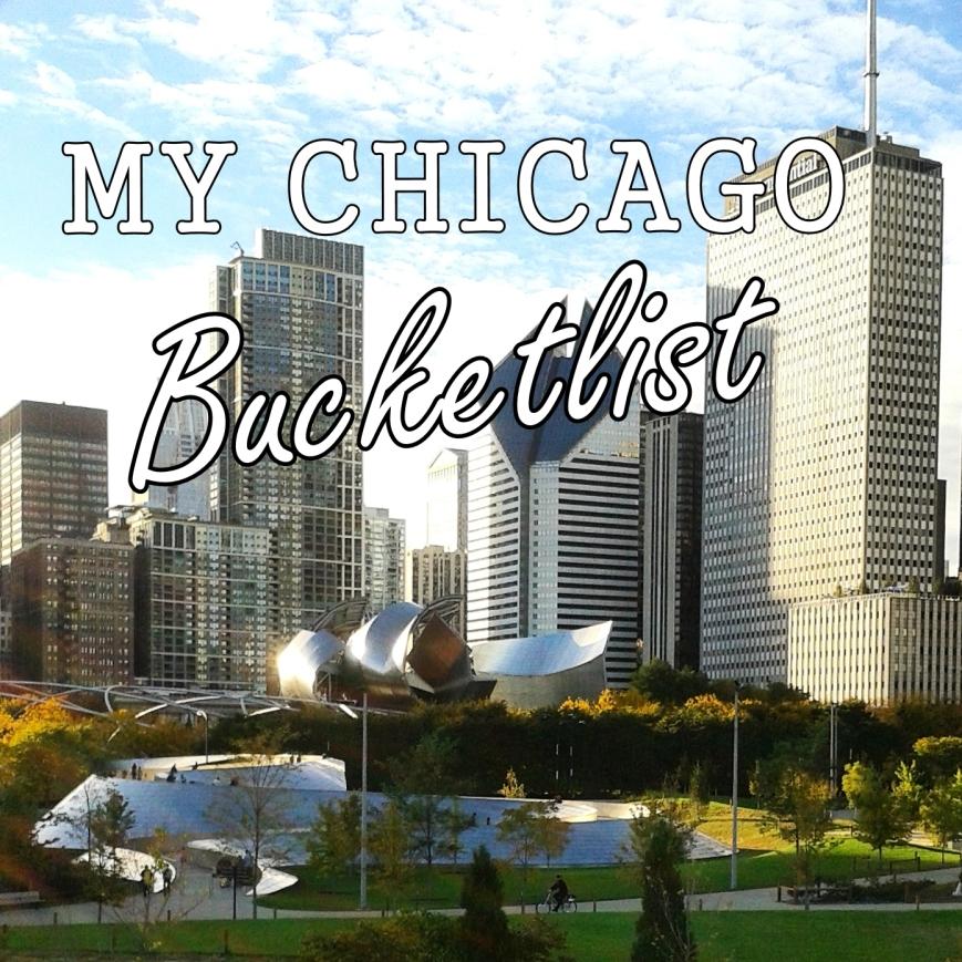 Chicago Bucketlist